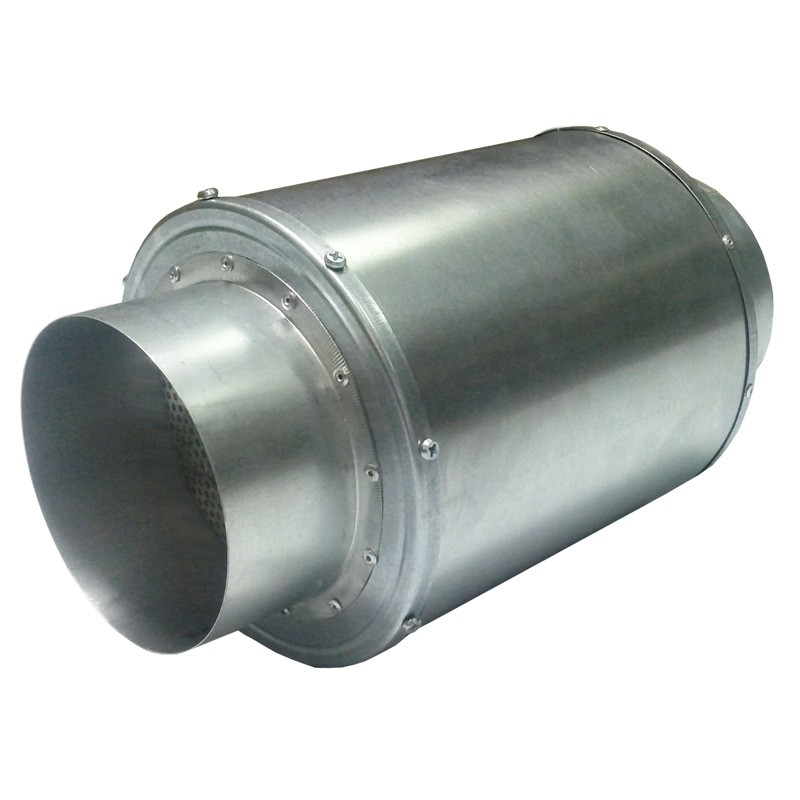 Угольный фильтр на канальный вентилятор своими руками