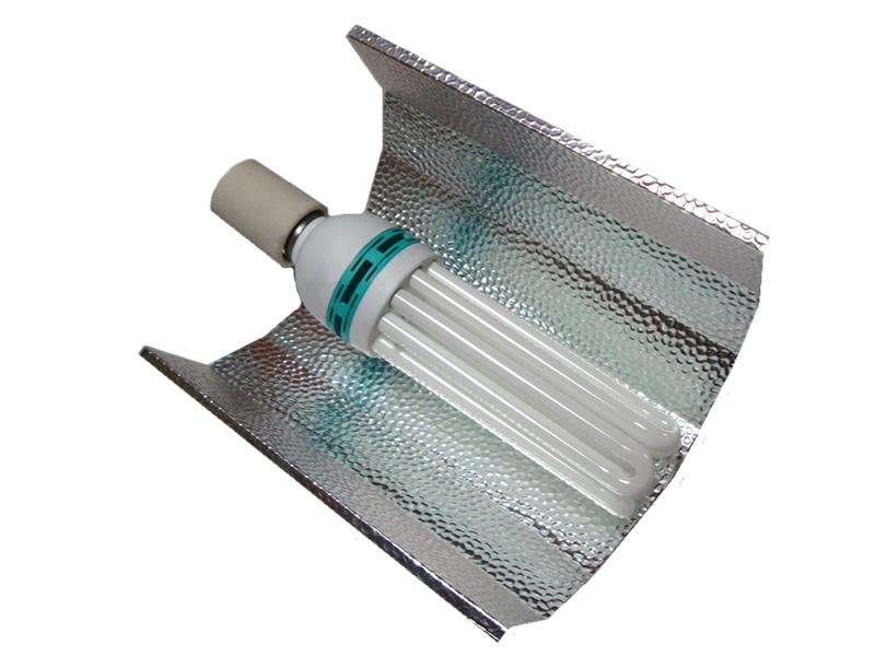 Рефлектор для лампы своими руками 66